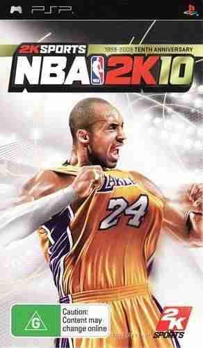 Descargar NBA 2K10 [MULTI5] por Torrent
